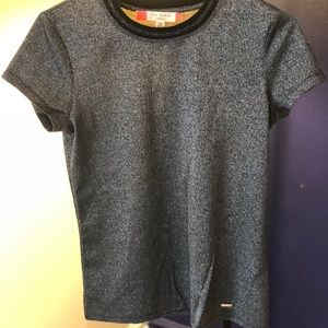 Ted Baker London Tops - Ted Baker Colour By Numbers Emelle Glitter T-shirt